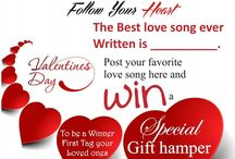 Valentine Day Contest / #Roopmantra #Valentine #Day #Contest www.roopmantra.com Like Us: www.facebook.com/Roopmantra Follow Us:http://bit.ly/1CPmIjs