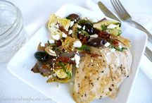 Paleo meals / by Amber Perry