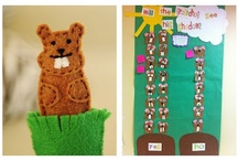 groundhogs day in kindergarten