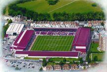 English League One in Art / Buy stunning Stadia Art as great gift ideas @ www.sportsstadiaart.com