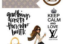 Fashion Stickers