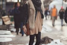 womens' wear winter style ideas!