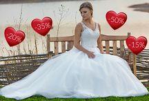 Rochii de mireasa romantice / Rochii de mireasa romantice / Romantic Wedding dresses