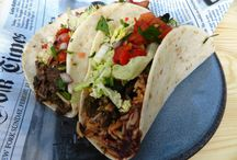 Our Tacos / Photos of our delicious tacos.