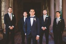 The Guys / Inspiring images of the Groom and Groomsmen.