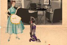 Omg! sexist vintage ads