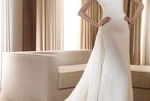 wedding dress  / by Casakiro Joyas