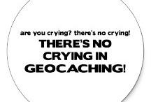 Geocaching / I love it!