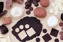 modelling chocolate