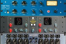 Sound engineering tools / Sound engineer: outboard gear, plugins, virtual instruments etc