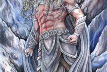 Valaquenta / Silmarillion