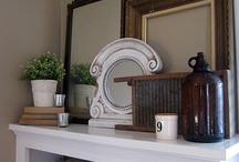 Decor: Bookshelves / by Joan Redmon