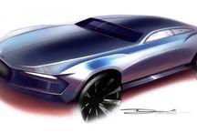 Rolls-Royce Sketch 1