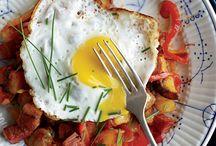 Egg-cellent dishes / Eggs