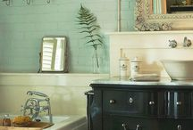 Master Bathroom / by Sarah Barkowski