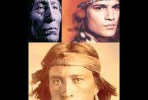 Nativos Americanos( Cherokee, Navajos...)