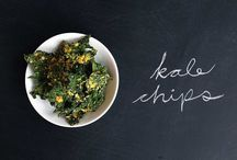 Kale for Days! / All sorts of kale recipes from kale chips, to kale smoothies, to kale soups, salads and entrees