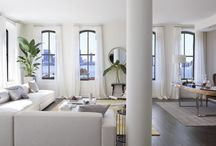 Inspiration of the Week (Nicole Fuller, Willey Design, and Gideon Mendelson)