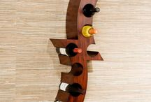 Unique Wine Rack Holders / Here some of the best and unique wine rack holders have been collected and represented in this article. I believe this article will definitely help you in finding the lovely wine rack holder for your home.