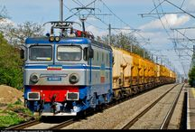 vlaky - Rumunsko, Bulharsko