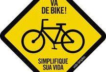 Bike / porque o sonho é me locomover de bike.  / by Nicemara Cardoso
