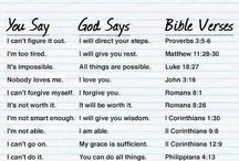 Soul Food / Inspirational Quotes from the Bible