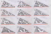 şablon  desenler