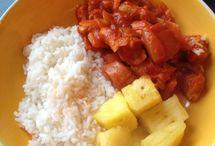 Yummy foods / Recipes