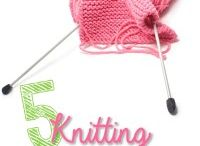 kniting project