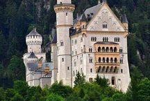 Castles, ruins,...