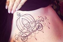 inspirasjon, andre tatoveringe