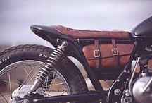 Sacoche moto