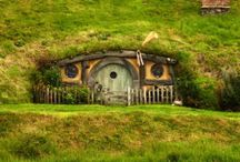 build me a hobbit hole / by Sara Holida Gleason