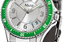 M&M Watches / View collection: http://www.e-oro.gr/markes/m-and-m-rologia/
