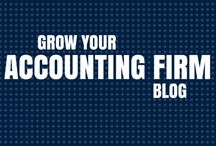 Accounting Firm / If you want to see change in your accounting firm, you have to do something different.