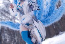 Daraya cosplay