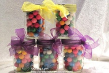 Ideas for 1,000+ jelly jars / Help me with ideas for my jelly jars! / by Krissy de