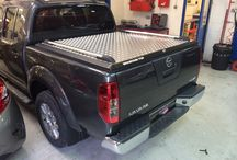 Tonneau Covers / Here are some Tonneau covers we have supplied and fitted at Mobile Solutions UK Limited
