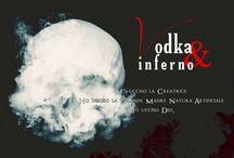 Vodka&Inferno / Immagini ispirate al romanzo Vodka&Inferno di Penelope delle colonne