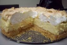 Pudding / Lemon meringue cheesecake