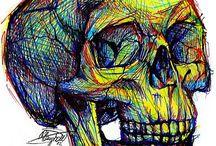 Psycodelic art / by idalia tejeda