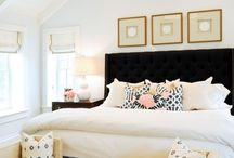 Bedrooms / by Cynthia Martyn - Event Design & Styling