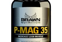 P-MAG 35 BY BRAWN NUTRITION