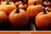 Color - Orange