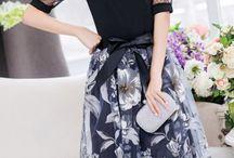 DIY šaty
