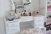 Penteadeira/Home Office ✨