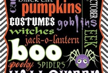 fall/halloween/thanksgiving / by Roza Vickers