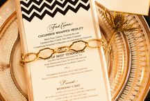 Golds, Silvers and Metallics / by persnickety invitation studio