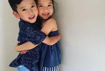 Twins ❤Chelsea&Jesper