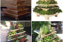 Pflanzenkübel für den Garten